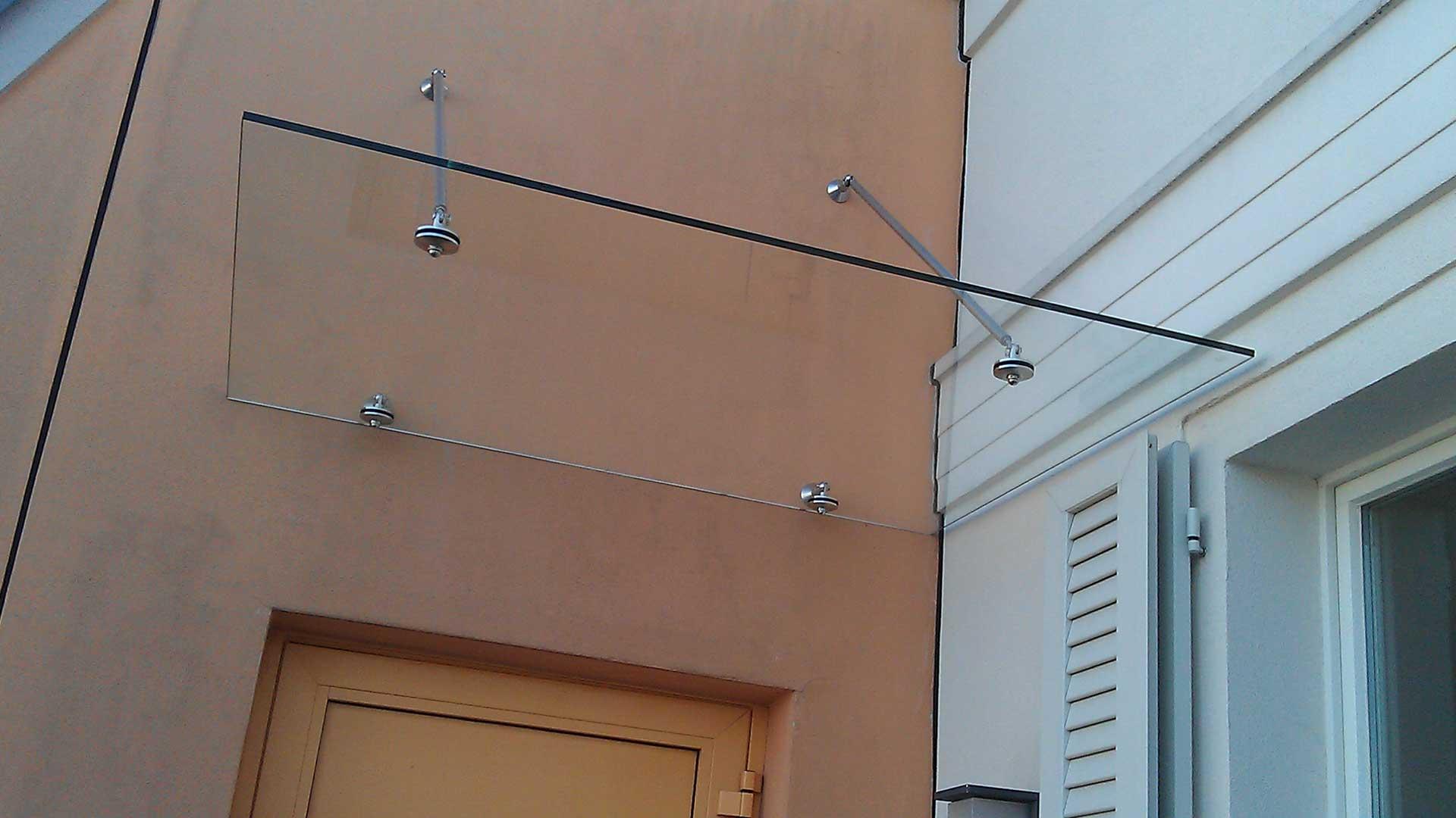 Haustürüberdachung-EFH